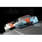 NSR 0068AW Corvette C7R Gulf Edition n.80 King 21 EVO3