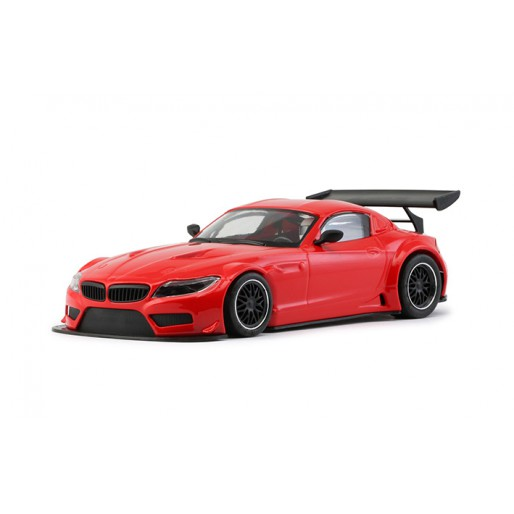 NSR 1193AW BMW Z4 - E89 Test Car Silver TRIANG - AW King EVO3