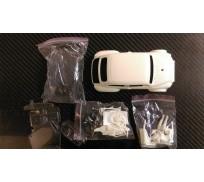 BRM TTS015 FIAT ABARTH 1000 TCR Gr.2 white body kit