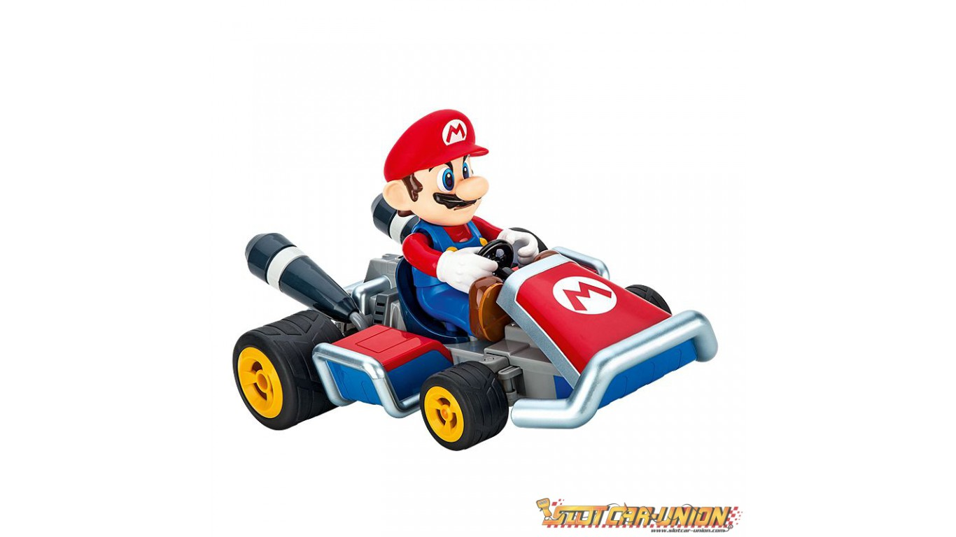 carrera rc mario kart 7 mario slot car union. Black Bedroom Furniture Sets. Home Design Ideas