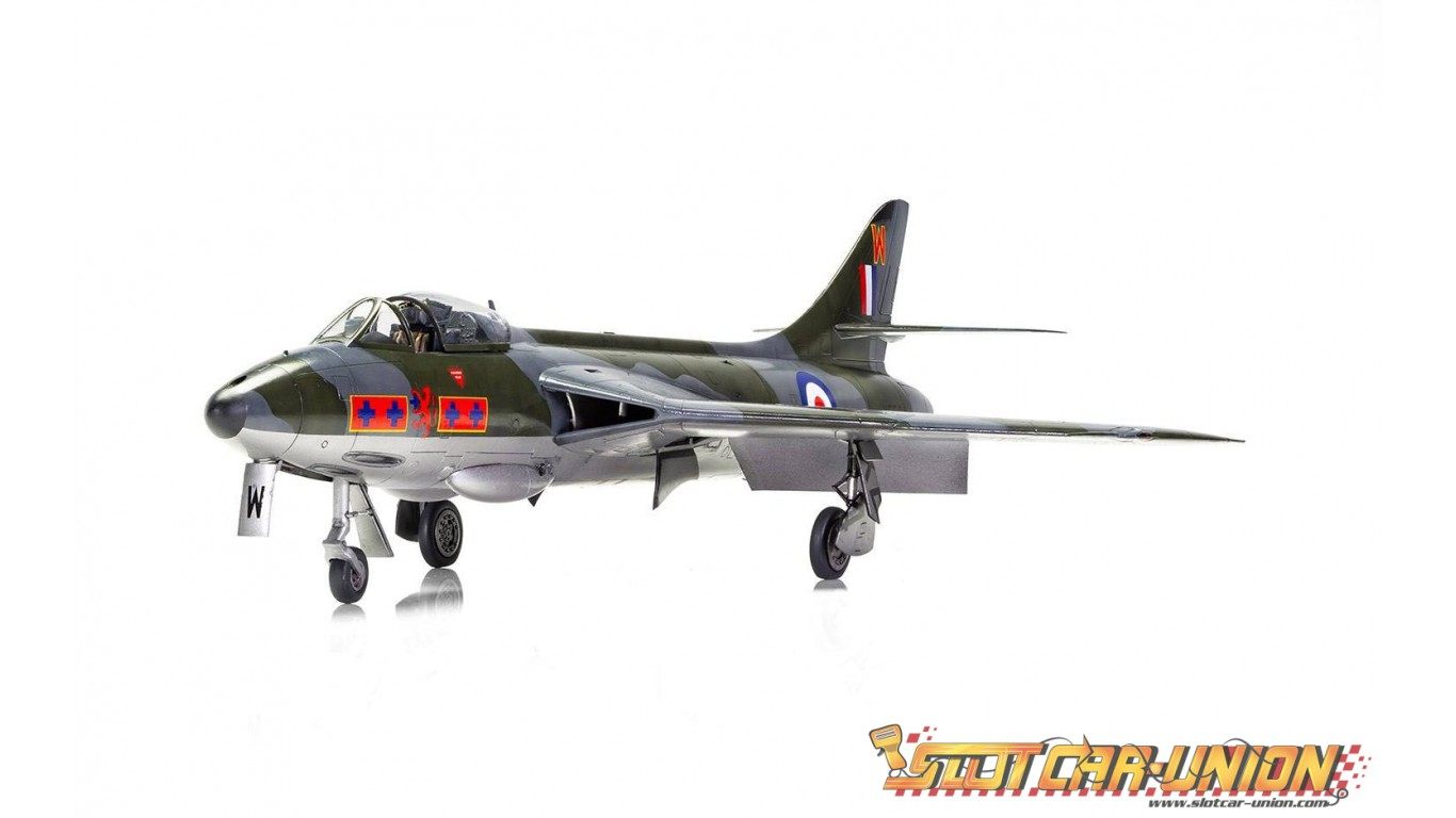 AVION Model Kit A09185 échelle 1:48 AIRFIX HAWKER HUNTER F.6