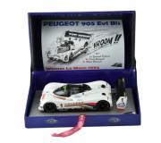 LE MANS miniatures Peugeot 905 EV1 Bis n°1 Winner Le Mans 1992
