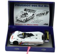LE MANS miniatures Peugeot 905 n°5