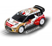Carrera GO!!! 64006 Citroën DS3 WRC, Citroën Total Abu Dhabi No.1
