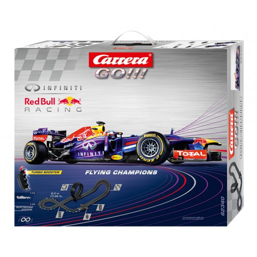 Carrera GO!!! 62340 Coffret Flying Champions