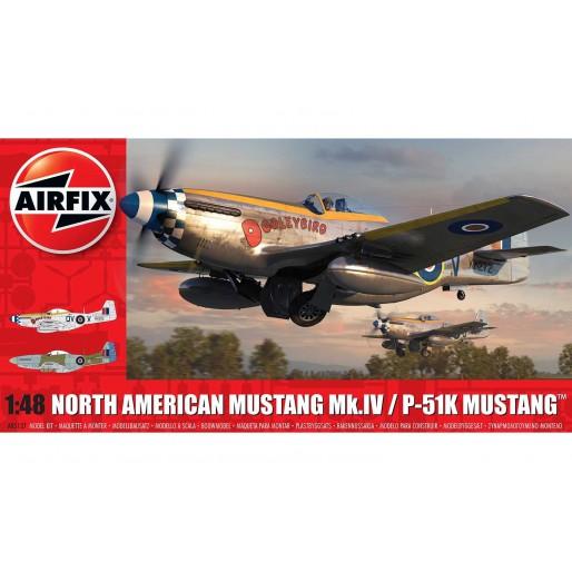 Airfix North American Mustang Mk.IV™ 1:48