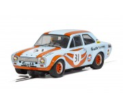 Scalextric C4013 Ford Escort Mk1 Gulf Edition