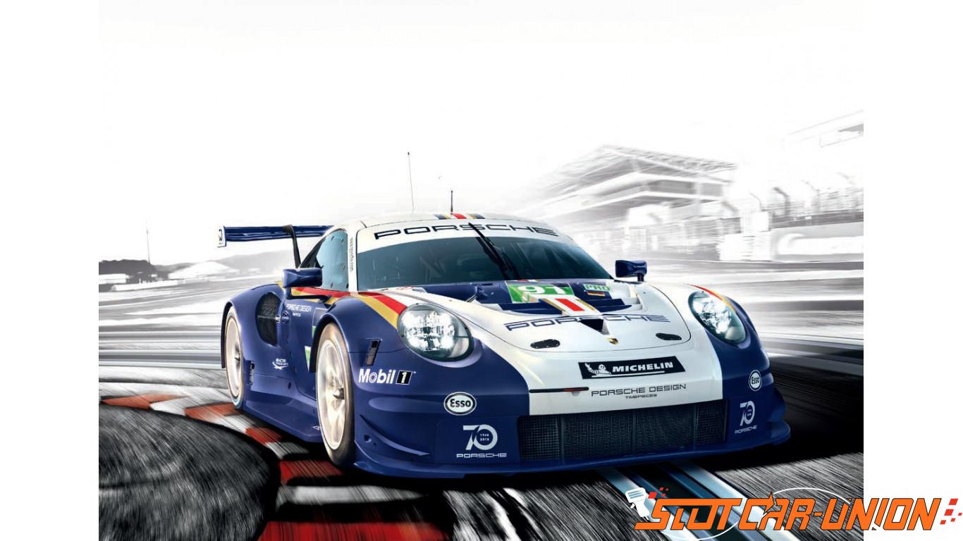 Carrera Digital 132 30891 Porsche 911 Rsr No91 956 Design