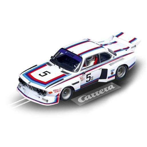 "Carrera DIGITAL 132 30896 BMW 3.5 CSL ""No.5"", 6h Watkins Glen 1979"