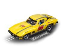 "Carrera DIGITAL 132 30906 Chevrolet Corvette Sting Ray ""No.35"""