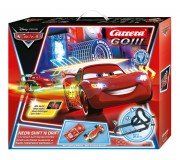 Carrera GO!!! 62332 Coffret Disney/Pixar Cars Neon Shift'n Drift