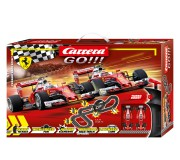 Carrera GO!!! 62453 Ferrari Race Spirit Set
