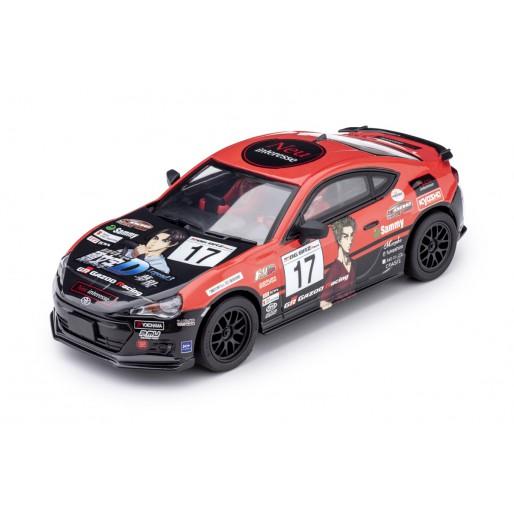 Policar CT01a Toyota GT86 n.17 GR Gazoo Racing