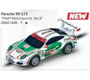 """Carrera DIGITAL 143 41426 Porsche 911 GT3 """"Pfaff Motorsports, No.9"""""""