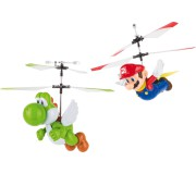 Carrera RC Super Mario™ - Twin Pack - Flying Cape Mario + green Yoshi