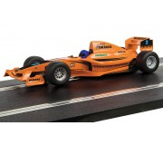 "Scalextric C4114 Start F1 Racing Car – ""Team Full Throttle"""