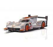 Scalextric C4061 Ginetta G60-LT-P1 No 14 - White/Orange
