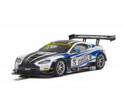 Scalextric C4027 Aston Martin GT3, British GT 2018, Flick Haigh, Johnny Adam
