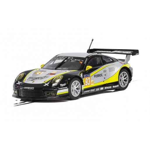 Scalextric C4020 Porsche 911 RSR, LeMans 2017 Proton Competition