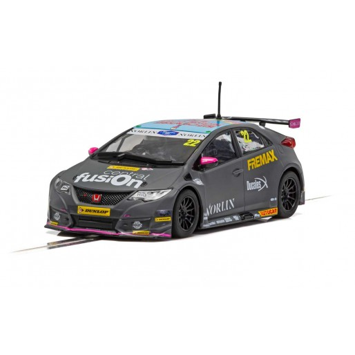 Scalextric C4015 Honda Civic Type R BTCC 2018