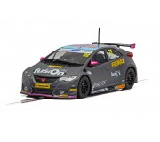 Scalextric C4015 Honda Civic Type R BTCC 2018 - Chris Smiley