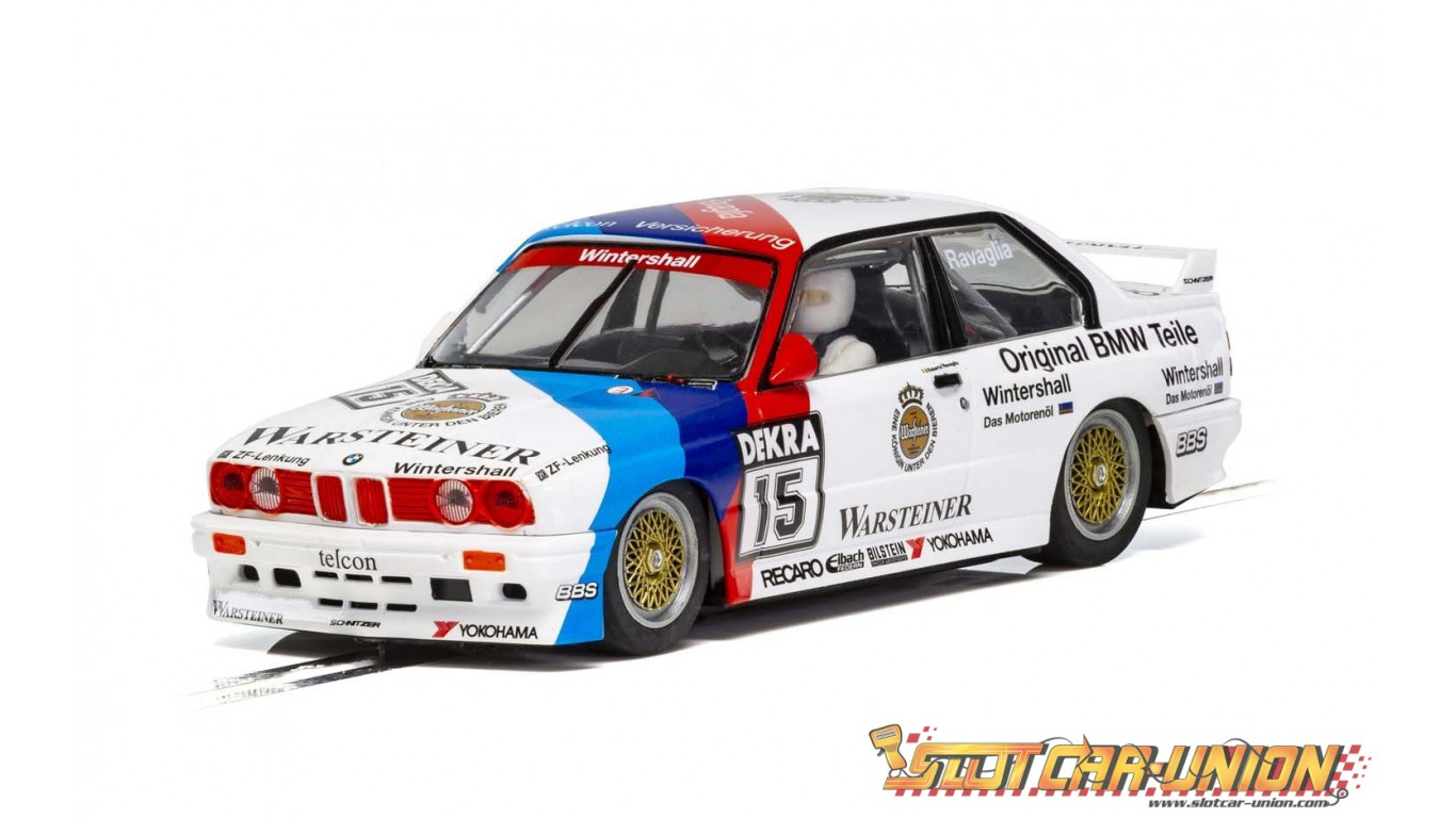 Chassis mercedes C-Coupe DTM pro compatible scalextric kat racing