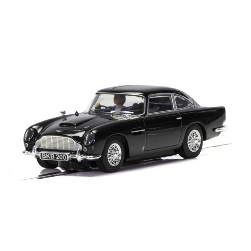 Scalextric C4029 Aston Martin DB5 - Black