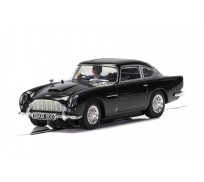 Scalextric C4029 Aston Martin DB5 - Black