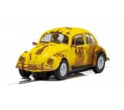 Scalextric C4045 Volkwagen Beetle Rusty Yellow