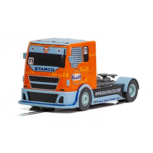 Scalextric C4089 Gulf Racing Truck