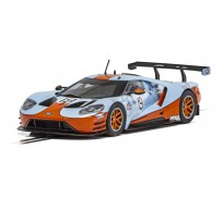 Scalextric C4034 Ford GT GTE Gulf Edition