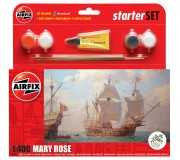 Airfix Mary Rose 1:400 Starter Set