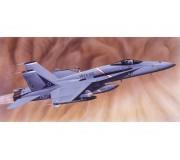 Airfix Grand Coffret de Départ General Dynamics McDonnell Douglas™ F-18A Hornet™ 1:72