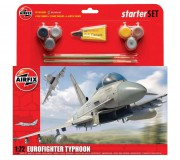 Airfix Eurofighter Typhoon Starter Set 1:72