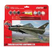 Airfix English Electric Lightning F.2A Coffret de Départ 1:72