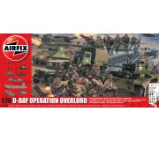 Airfix Coffret Cadeau D-Day 75th Anniversary Operation Overlord