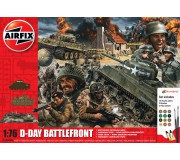 Airfix Coffret Cadeau D-Day 75th Anniversary Battlefront