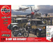 Airfix Coffret Cadeau D-Day 75th Anniversary Air Assault