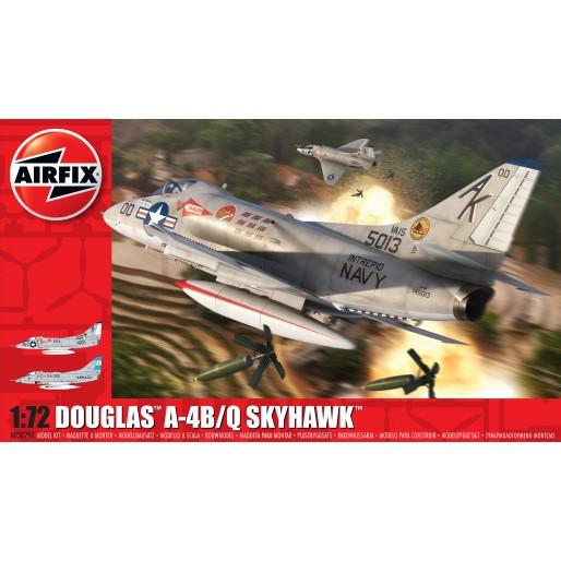 Airfix Douglas™ A-4B/Q Skyhawk™ 1:72