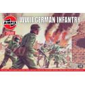 Airfix Vintage Classics - WWII Infanterie Allemande 1:72