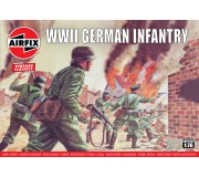 Airfix Vintage Classics - WWII German Infantry 1:76