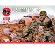 Airfix Vintage Classics - WWII US Paratroops 1:76