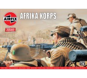 Airfix Vintage Classics - WWII Afrika Corps 1:76