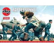 Airfix Vintage Classics - RAF Personnel 1:76