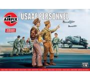 Airfix Vintage Classics -  USAAF Personnel 1:76