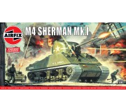Airfix Vintage Classics - Sherman M4 Mk1 1:76