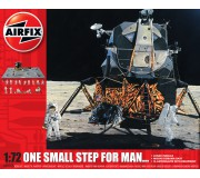 Airfix One Step for Man... 50th Anniversary of Apollo 11 Moon Landing 1:72