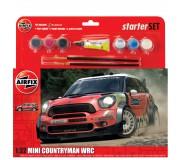Airfix MINI Countryman WRC Coffret de Départ 1:32