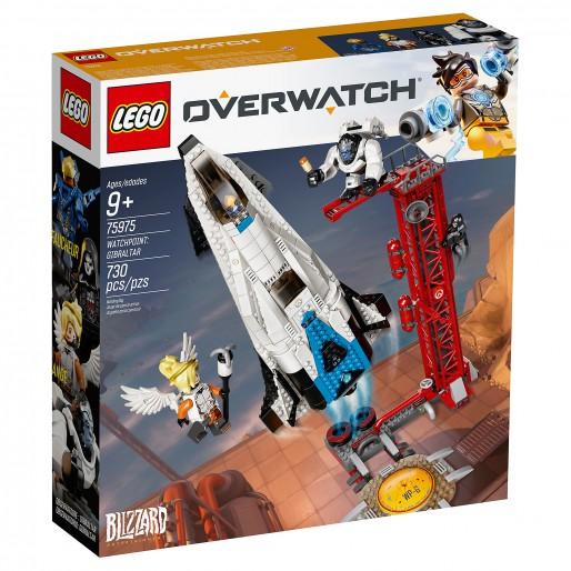 LEGO 75975 Watchpoint: Gibraltar