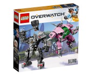 LEGO 75973 D.va et Reinhardt